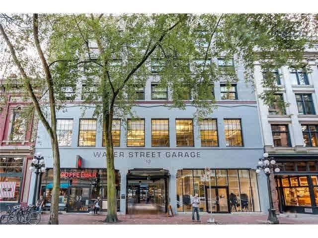 304 12 WATER STREET - Downtown VW Apartment/Condo for sale, 1 Bedroom (R2571412)