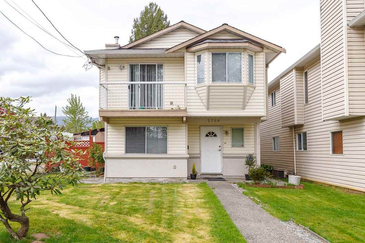 2755 DAVIES AVENUE - Central Pt Coquitlam House/Single Family for sale, 4 Bedrooms (R2571435)