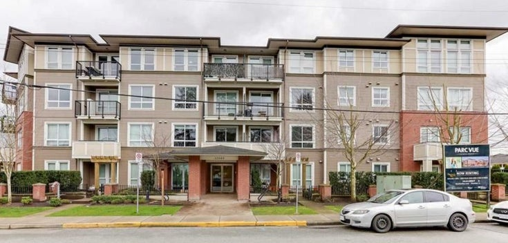 410 12040 222 STREET - West Central Apartment/Condo for sale, 1 Bedroom (R2571467)