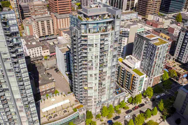 PH2703 1155 SEYMOUR STREET - Downtown VW Apartment/Condo for sale, 2 Bedrooms (R2571488)