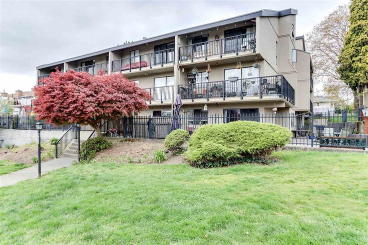 202 803 QUEENS AVENUE - Uptown NW Apartment/Condo for sale, 1 Bedroom (R2571561)