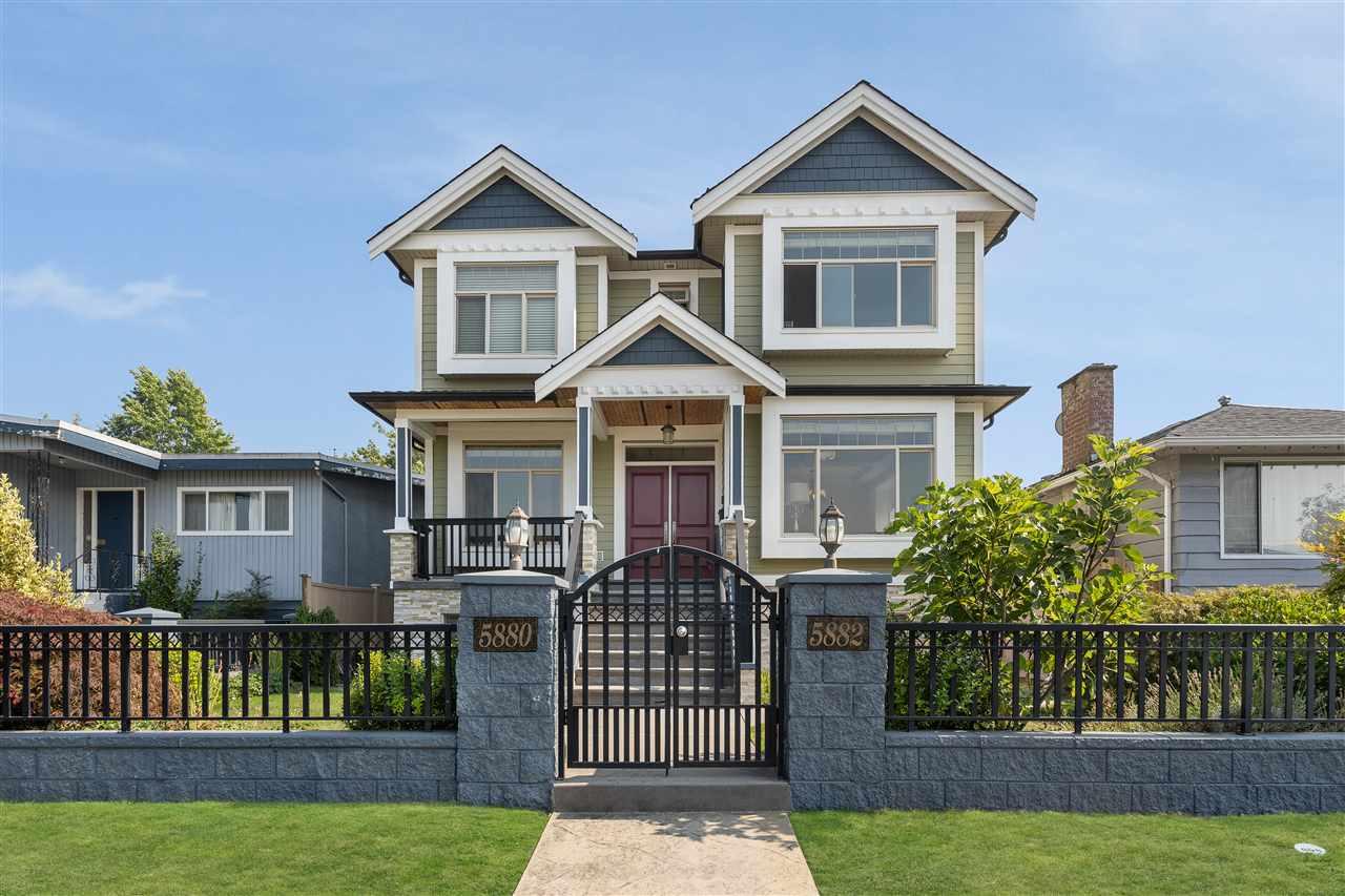 5880 CLARENDON STREET - Killarney VE House/Single Family for sale, 6 Bedrooms (R2571570) - #1