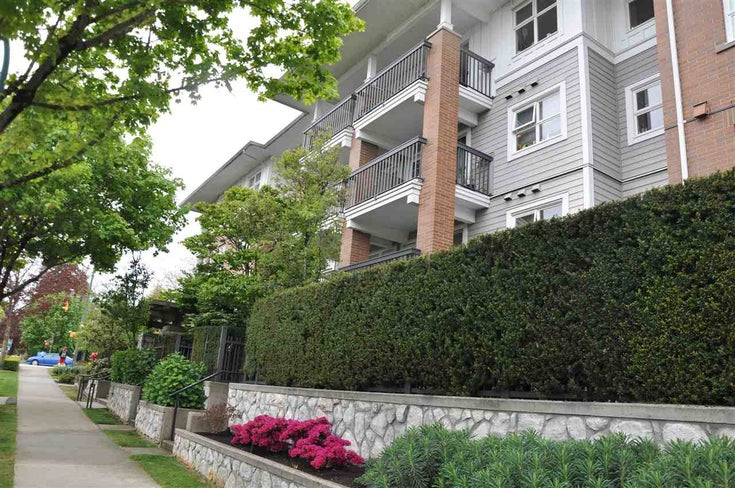 312 995 W 59TH AVENUE - South Cambie Apartment/Condo for sale, 2 Bedrooms (R2571588)