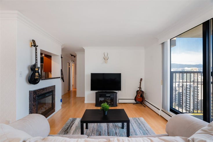 2102 1330 HARWOOD STREET - West End VW Apartment/Condo for sale, 2 Bedrooms (R2571603)