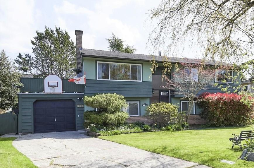8160 FAIRLANE ROAD - Seafair House/Single Family for sale, 5 Bedrooms (R2571784)