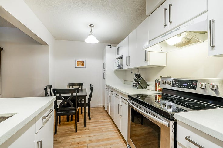 207 708 EIGHTH AVENUE - Uptown NW Apartment/Condo for sale, 1 Bedroom (R2571935)