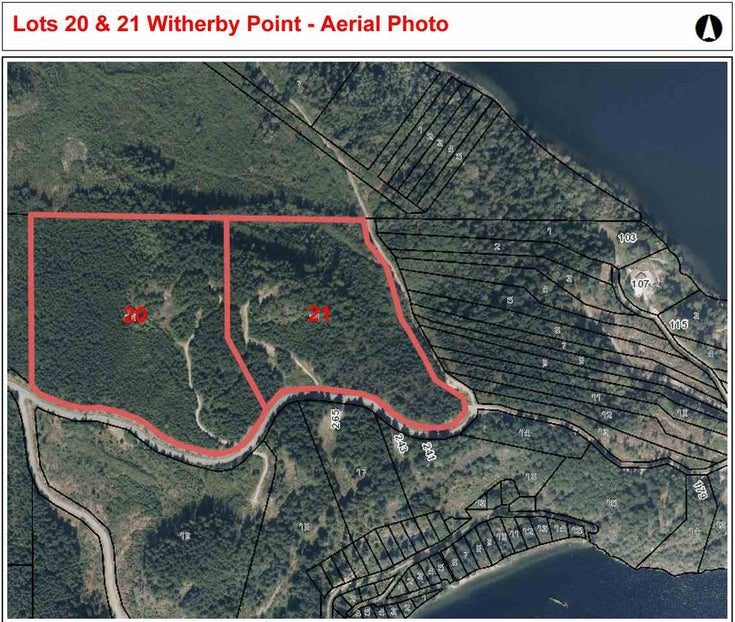 Lot 20 WITHERBY POINT ROAD - Gibsons & Area for sale(R2572035)