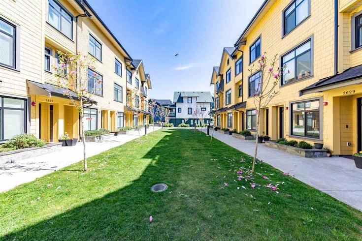 2603 E 43RD AVENUE - Killarney VE Townhouse for sale, 3 Bedrooms (R2572067)
