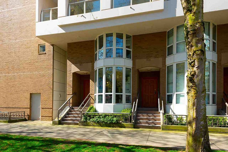 T20 888 BEACH AVENUE - Yaletown Townhouse for sale, 2 Bedrooms (R2572069)