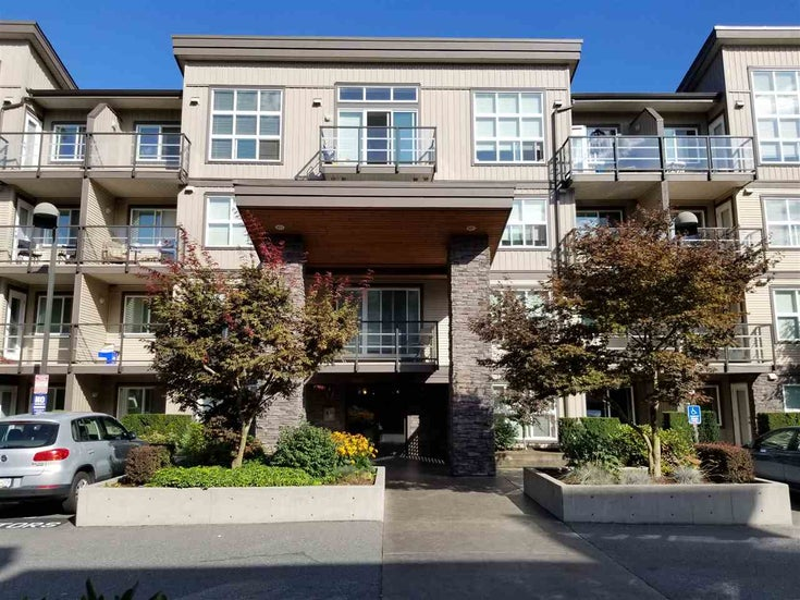 216 30525 CARDINAL AVENUE - Abbotsford West Apartment/Condo for sale, 1 Bedroom (R2572145)