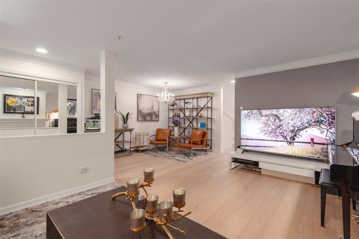 7 258 W 14TH STREET - Central Lonsdale Townhouse for sale, 3 Bedrooms (R2572177)