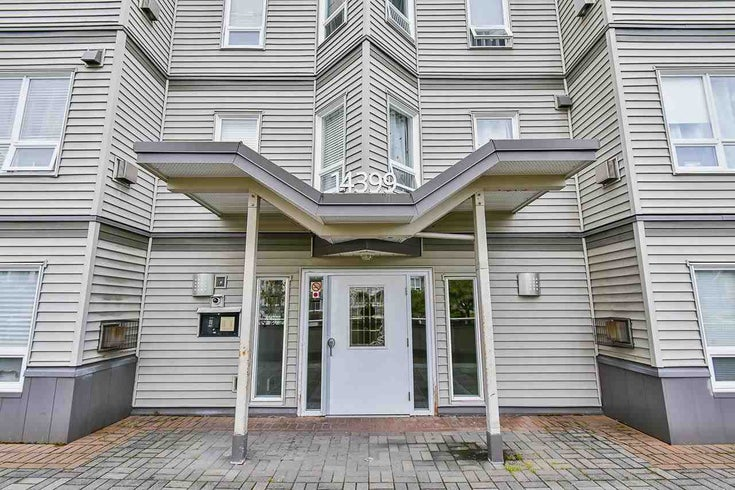 205 14399 103 AVENUE - Whalley Apartment/Condo for sale, 2 Bedrooms (R2572245)