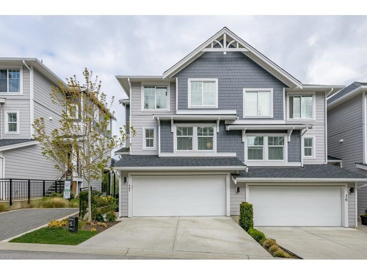 17 15717 MOUNTAIN VIEW DRIVE - Grandview Surrey Townhouse for sale, 4 Bedrooms (R2572266)