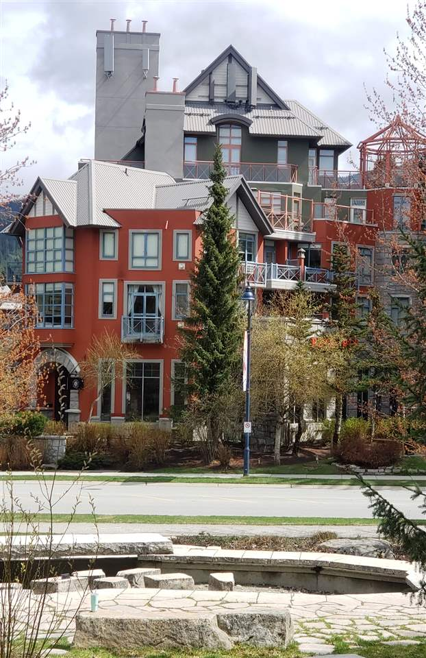 501 4369 MAIN STREET - Whistler Village Apartment/Condo for sale, 1 Bedroom (R2572293)
