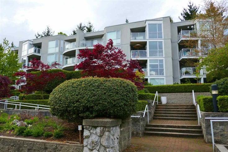 203 8430 JELLICOE STREET - South Marine Apartment/Condo for sale, 1 Bedroom (R2572343)