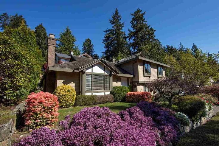 4765 MEADFEILD ROAD - Caulfeild House/Single Family for sale, 4 Bedrooms (R2572347)