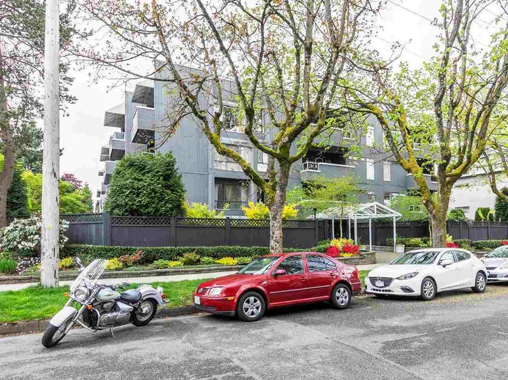 202 2885 SPRUCE STREET - Fairview VW Apartment/Condo for sale(R2572384)