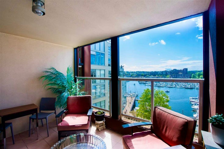 602 1000 BEACH AVENUE - Yaletown Apartment/Condo for sale, 2 Bedrooms (R2572426)