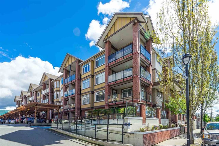 309 5650 201A STREET - Langley City Apartment/Condo for sale, 1 Bedroom (R2572465)