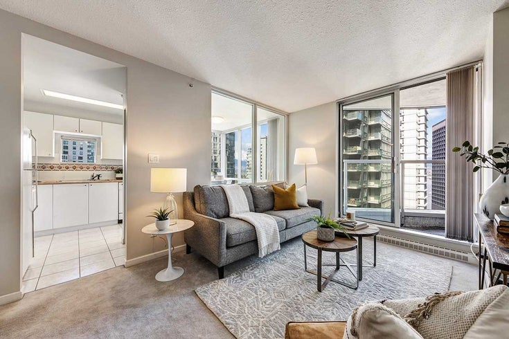 2103 1166 MELVILLE STREET - Coal Harbour Apartment/Condo for sale, 2 Bedrooms (R2572578)