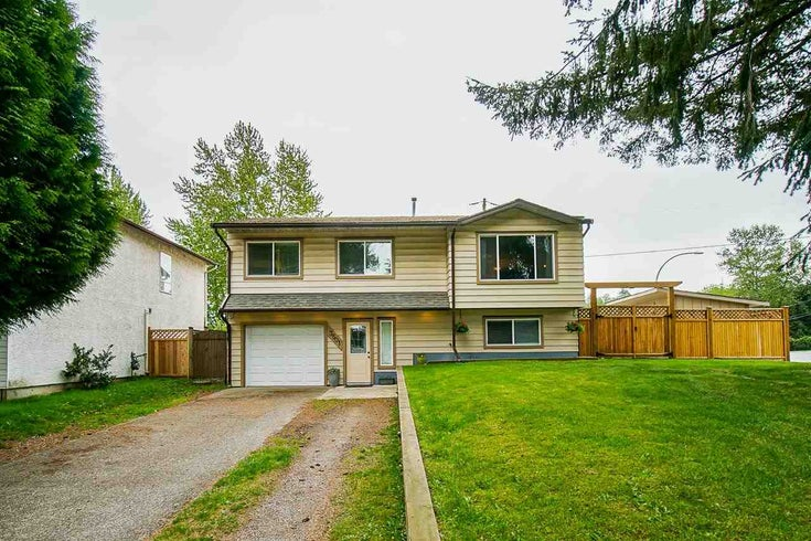 3501 JUNIPER CRESCENT - Abbotsford East House/Single Family for sale, 3 Bedrooms (R2572588)