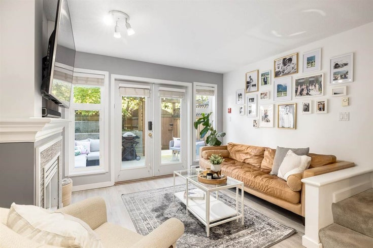 235 2565 W BROADWAY - Kitsilano Townhouse for sale, 2 Bedrooms (R2572646)