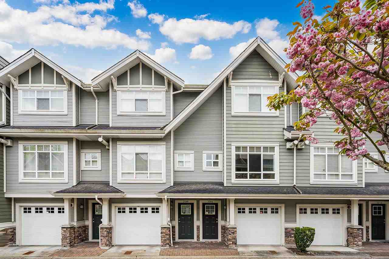 3264 CLERMONT MEWS - Champlain Heights Townhouse for sale, 3 Bedrooms (R2572693)