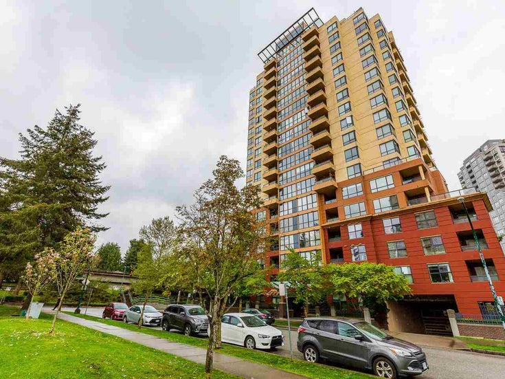 1102 5288 MELBOURNE STREET - Collingwood VE Apartment/Condo for sale, 1 Bedroom (R2572705)
