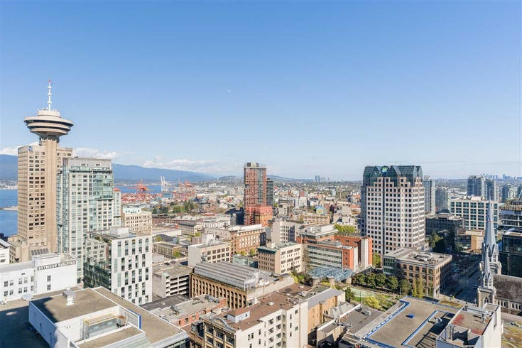 2414 610 GRANVILLE STREET - Downtown VW Apartment/Condo for sale, 1 Bedroom (R2572778)