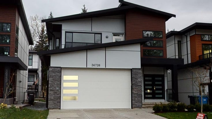 36726 CARL CREEK CRESCENT - Abbotsford East House/Single Family for sale, 5 Bedrooms (R2572844)