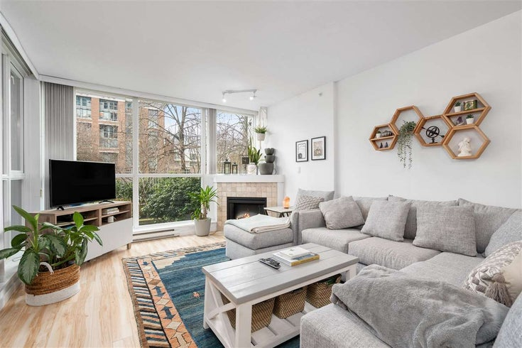 206 189 NATIONAL AVENUE - Downtown VE Apartment/Condo for sale, 1 Bedroom (R2572857)