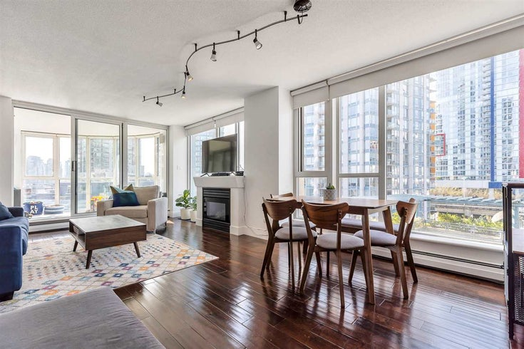 704 183 KEEFER PLACE - Downtown VW Apartment/Condo for sale, 2 Bedrooms (R2572894)