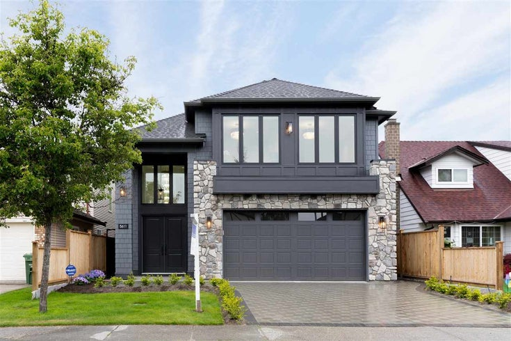 5611 STEFANKO PLACE - Steveston North House/Single Family for sale, 5 Bedrooms (R2572950)
