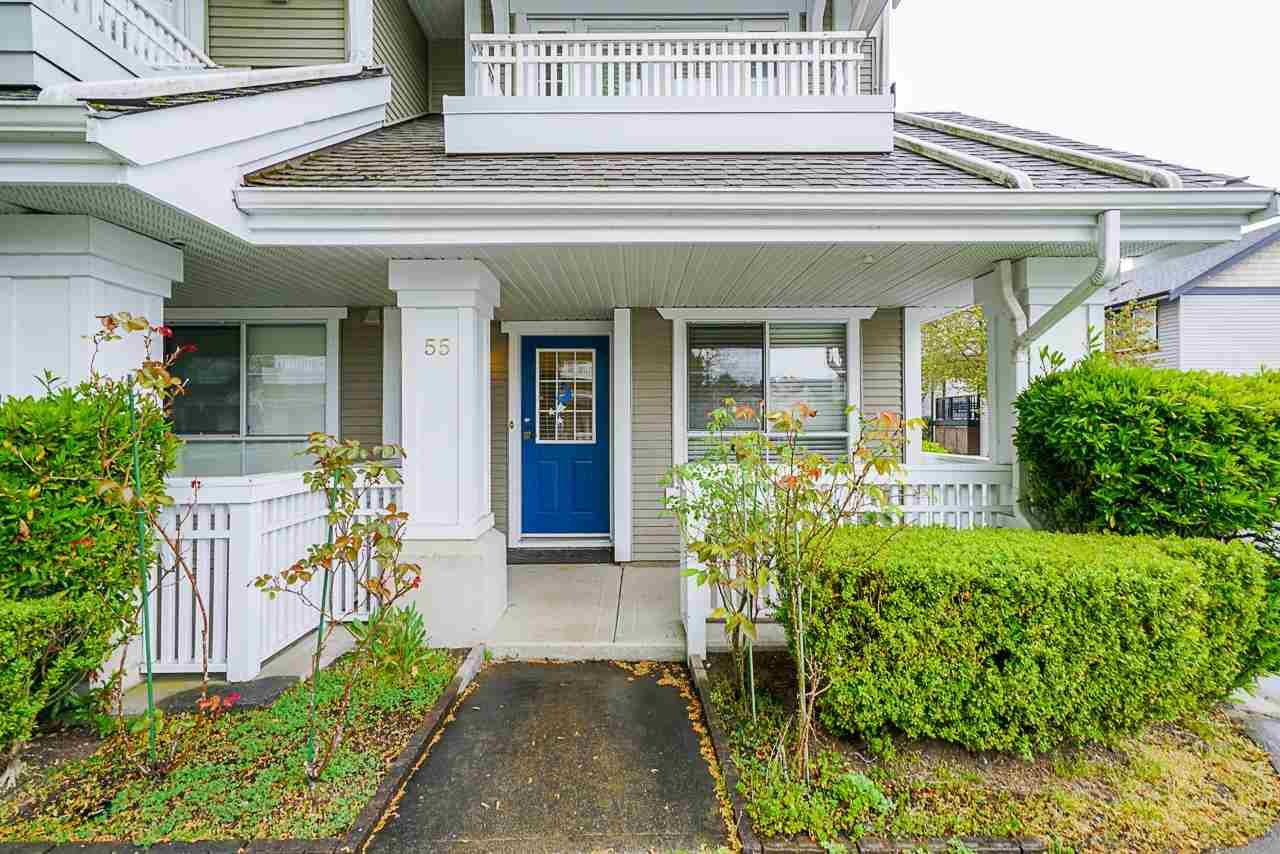 55 22000 SHARPE AVENUE - Hamilton RI Townhouse for sale, 3 Bedrooms (R2572983)