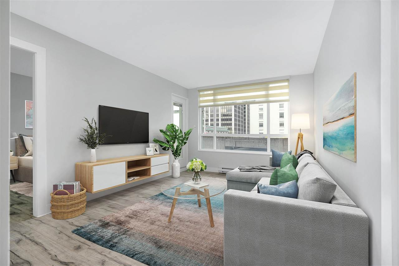 503 438 SEYMOUR STREET - Downtown VW Apartment/Condo for sale, 2 Bedrooms (R2572994) - #1