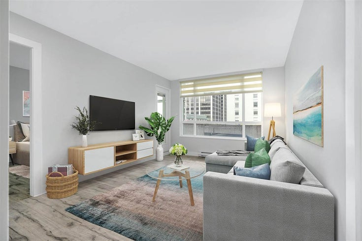 503 438 SEYMOUR STREET - Downtown VW Apartment/Condo for sale, 2 Bedrooms (R2572994)