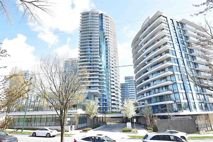 808 8189 CAMBIE STREET - Marpole Apartment/Condo for sale, 2 Bedrooms (R2573078)