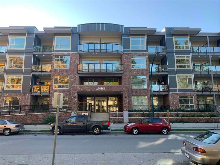 305 2436 KELLY AVENUE - Central Pt Coquitlam Apartment/Condo for sale, 1 Bedroom (R2573165)