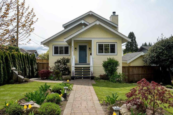 417 W 24TH STREET - Central Lonsdale House/Single Family for sale, 4 Bedrooms (R2573239)