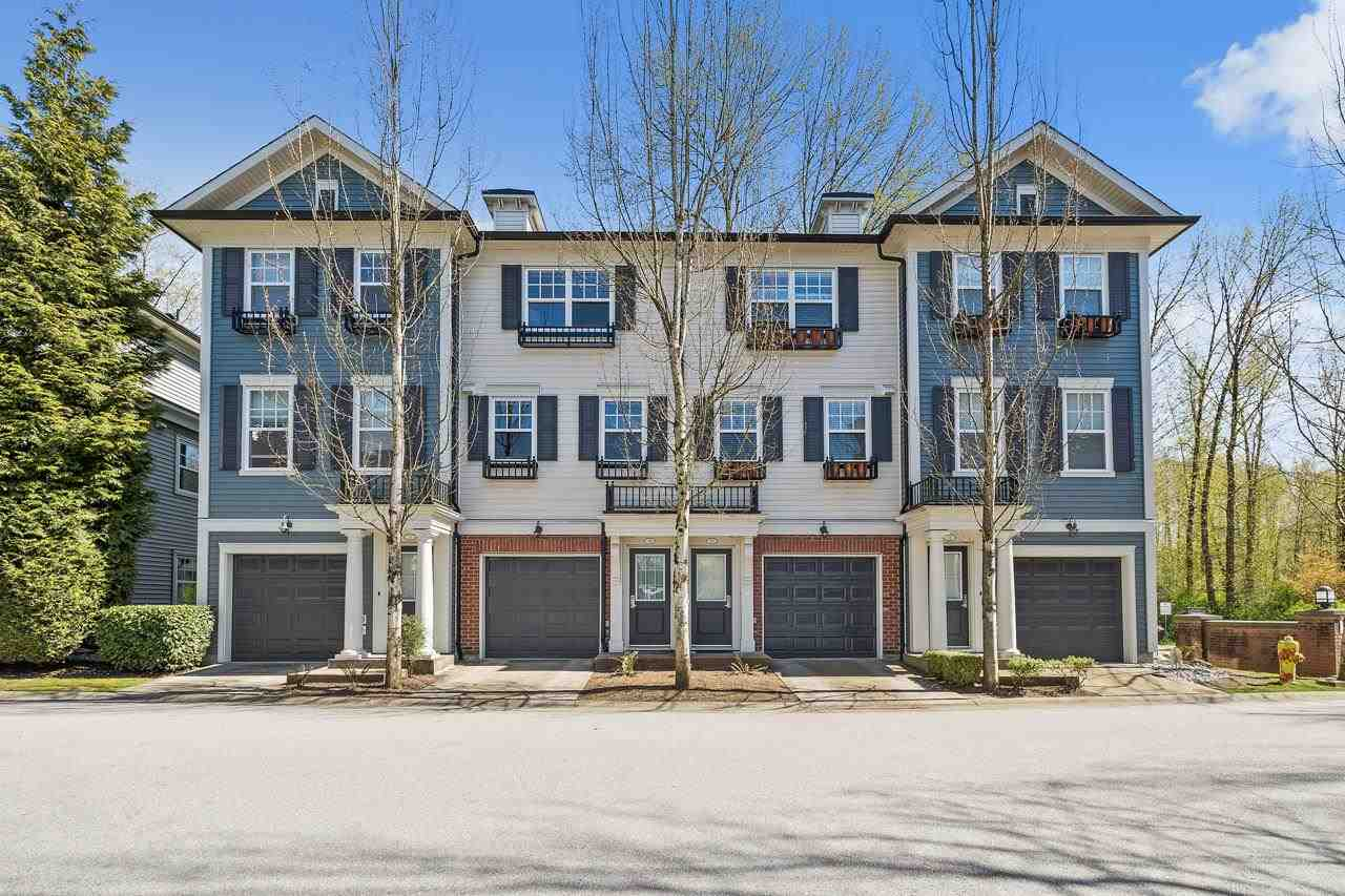 20 2495 DAVIES AVENUE - Central Pt Coquitlam Townhouse for sale, 2 Bedrooms (R2573243) - #1