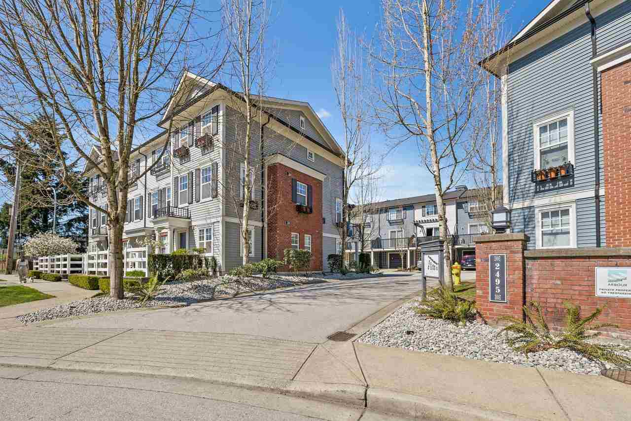 20 2495 DAVIES AVENUE - Central Pt Coquitlam Townhouse for sale, 2 Bedrooms (R2573243) - #22