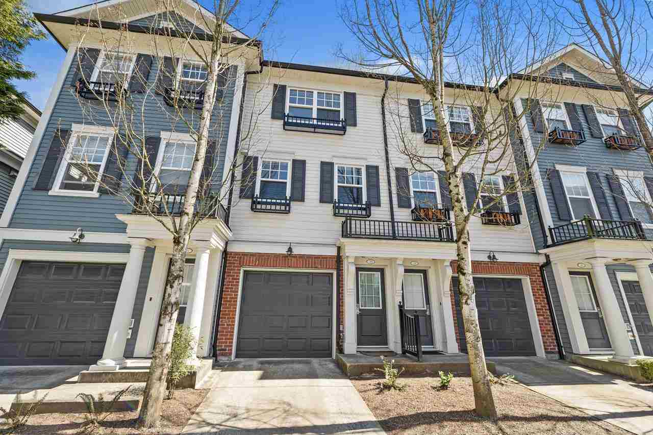 20 2495 DAVIES AVENUE - Central Pt Coquitlam Townhouse for sale, 2 Bedrooms (R2573243) - #23