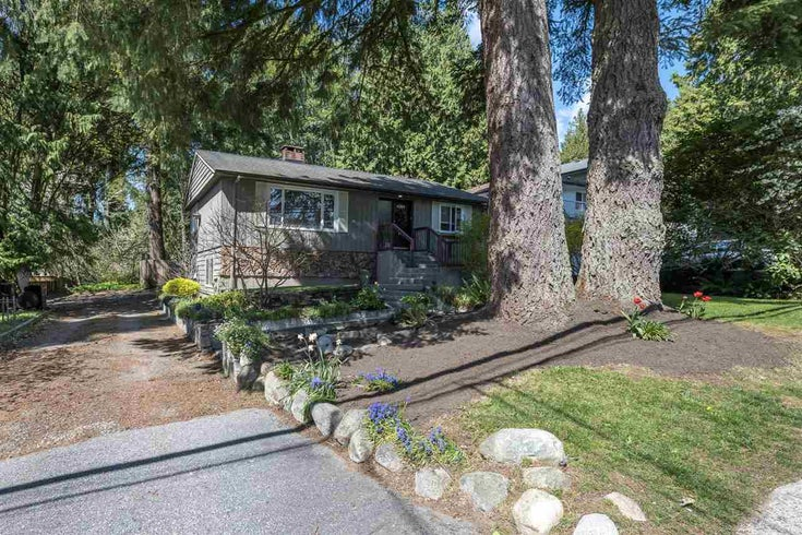 4251 HOSKINS ROAD - Lynn Valley House/Single Family for sale, 4 Bedrooms (R2573250)