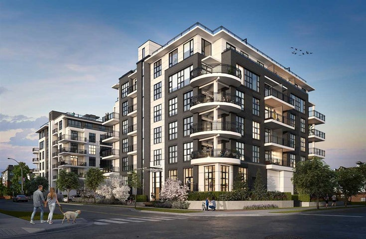 505 2428 SHAUGHNESSY STREET - Central Pt Coquitlam Apartment/Condo for sale, 1 Bedroom (R2573268)