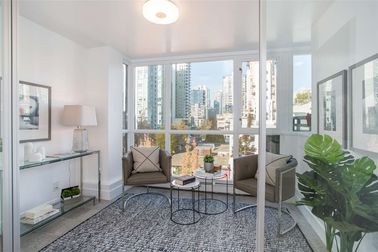 801 289 DRAKE STREET - Yaletown Apartment/Condo for sale, 2 Bedrooms (R2573397) - #10