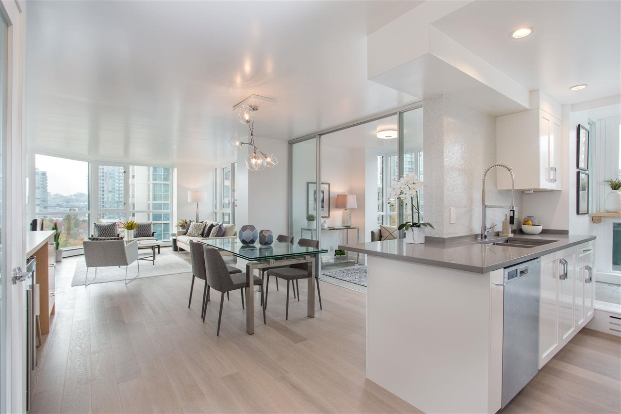 801 289 DRAKE STREET - Yaletown Apartment/Condo for sale, 2 Bedrooms (R2573397) - #11