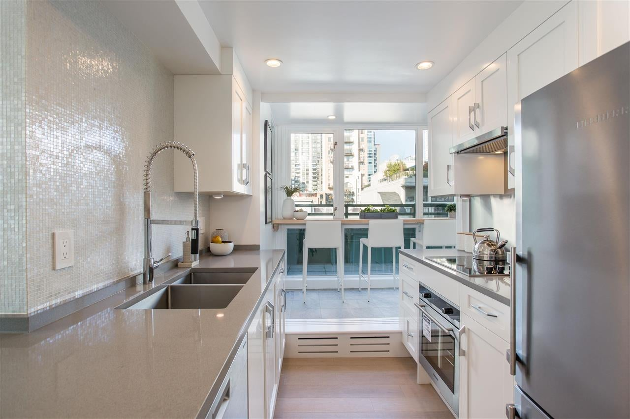 801 289 DRAKE STREET - Yaletown Apartment/Condo for sale, 2 Bedrooms (R2573397) - #12
