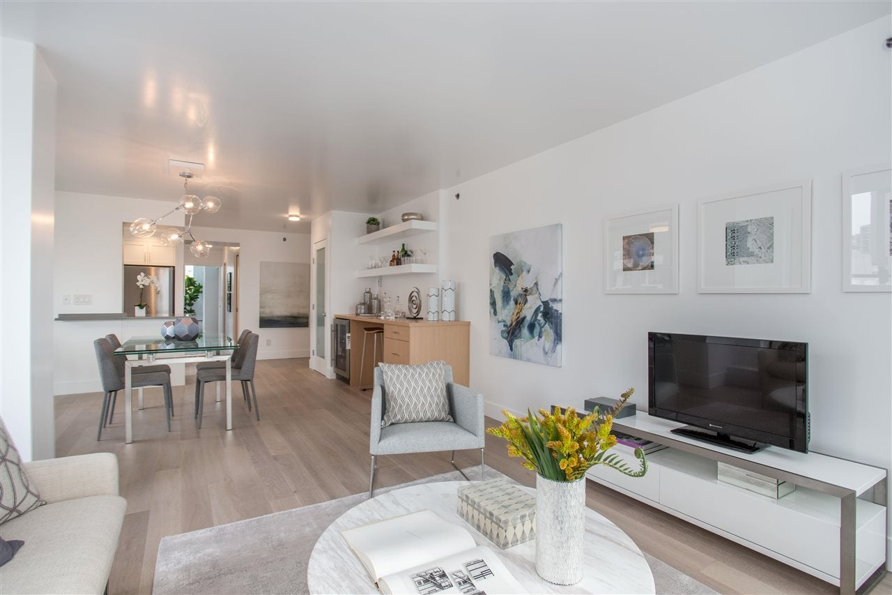 801 289 DRAKE STREET - Yaletown Apartment/Condo for sale, 2 Bedrooms (R2573397) - #4
