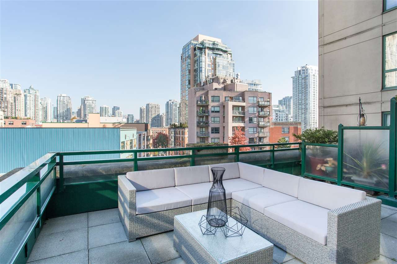 801 289 DRAKE STREET - Yaletown Apartment/Condo for sale, 2 Bedrooms (R2573397) - #7