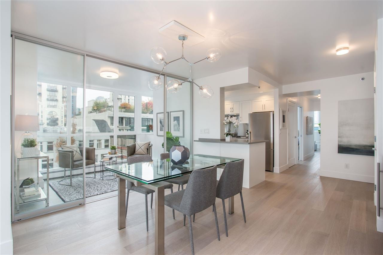 801 289 DRAKE STREET - Yaletown Apartment/Condo for sale, 2 Bedrooms (R2573397) - #9